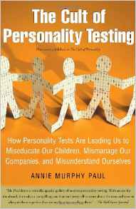 cult of personality testing
